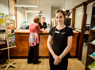 Customer Service Officers at Clifton