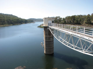 Cooby Dam