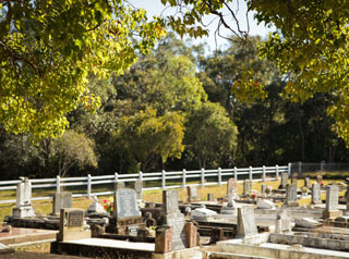 Crows Nest Cemetery
