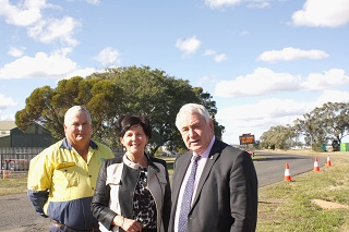 Pittsworth Industrial Precinct Enabling Project (PIPEP) to upgrade Gap Road
