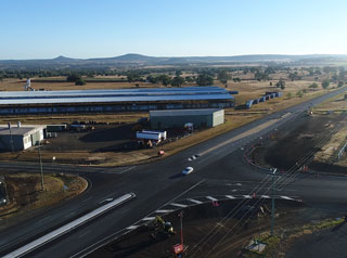 PIPEP Project Pittsworth Intersection