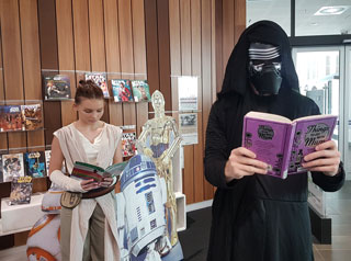 Star Wars Day Preview at the Library 2018