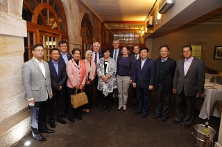 TRC welcomes ASEAN for their first meeting in an Australian Regional Centre