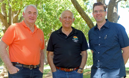 Opportunities to enhance links between Far North Queensland and the Darling Downs and surrounds were among topics discussed by the Mayors of the Cairns and Toowoomba Regions in the past week.