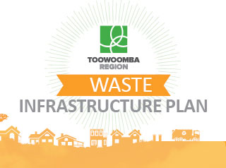 Waste infrastructure plan cover